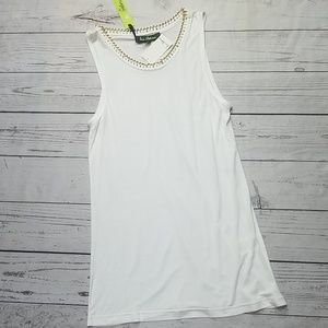 SAM EDELMON white top new